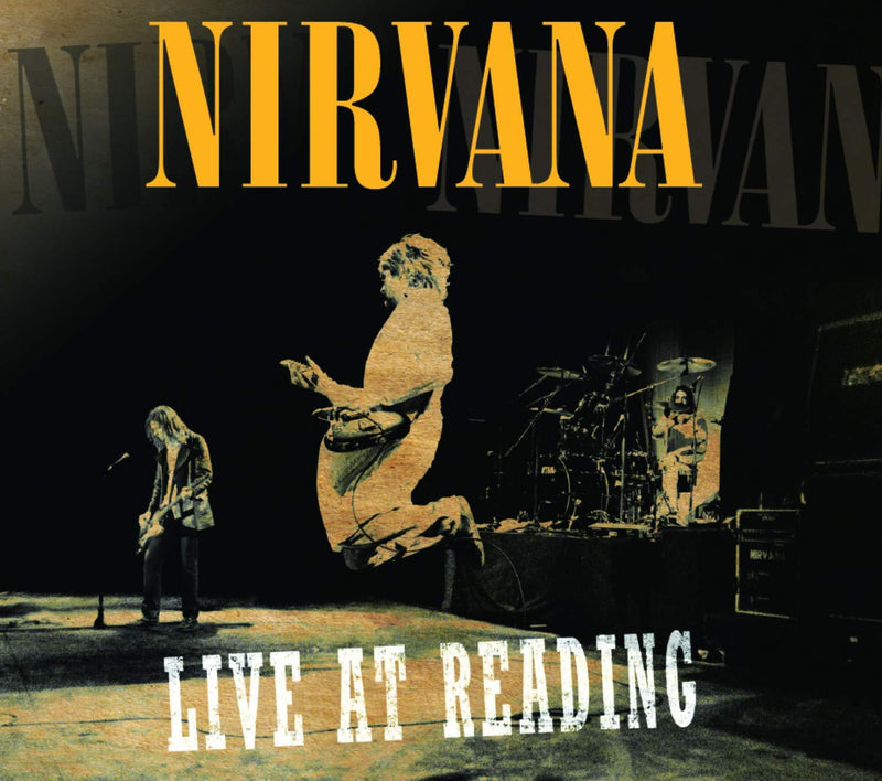 Nirvana - 1992: Live At Reading (180g) (New Vinyl)