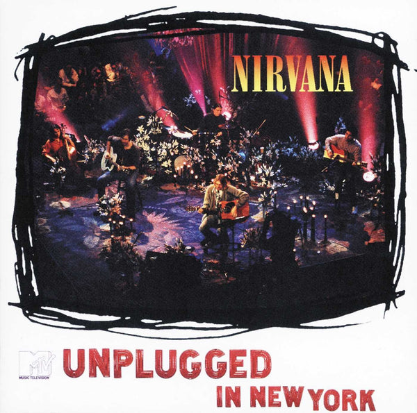 Nirvana ‎– MTV Unplugged In New York (Vinyl)