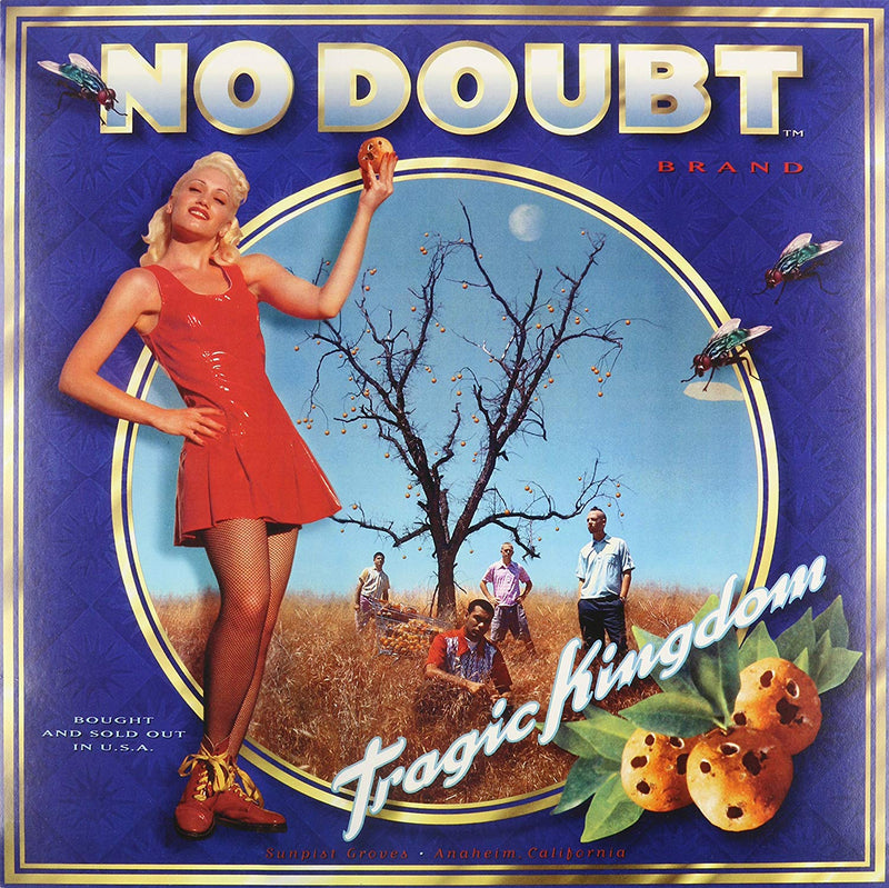No Doubt - Tragic Kingdom (New Vinyl)
