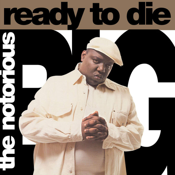 The Notorious B.I.G. ‎– Ready To Die (Vinyl)