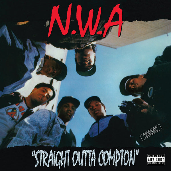 N.W.A - Straight Outta Compton (New Vinyl)