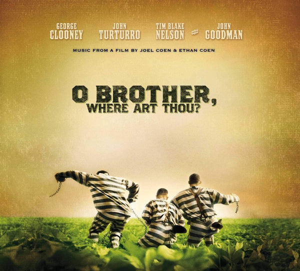 Various ‎– O Brother, Where Art Thou? [Soundtrack] (Vinyl)