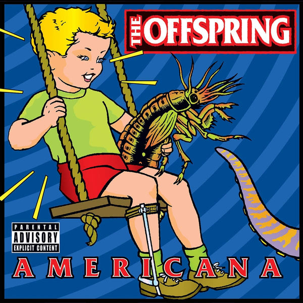 The Offspring - Americana [20th Anniversary Edition, Red] (Vinyl)