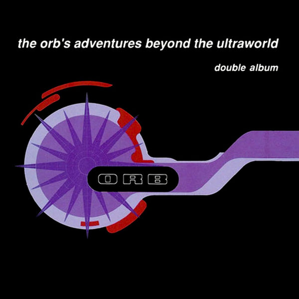 The Orb - The Orb's Adventures Beyond The Ultraworld (Vinyl)