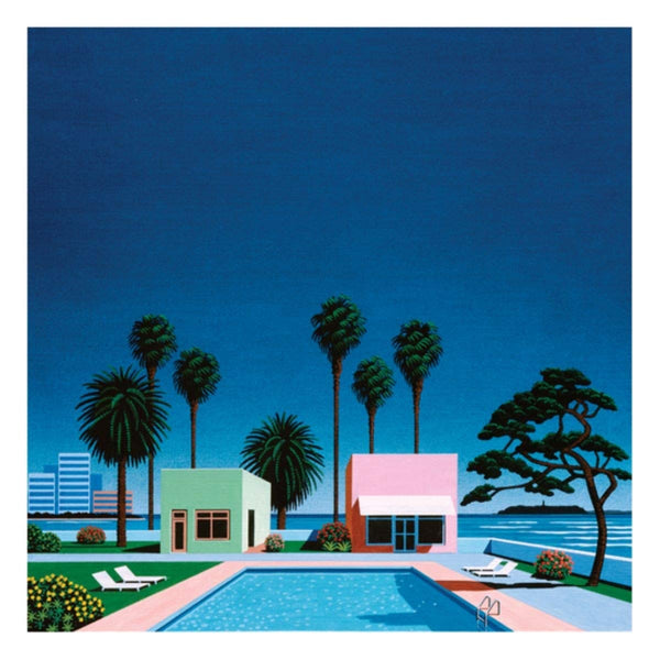 Various - Pacific Breeze: Japanese City Pop, AOR & Boogie 1976-1986 (New Vinyl)