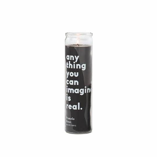 Pomelo Rose Tall Prayer Candle