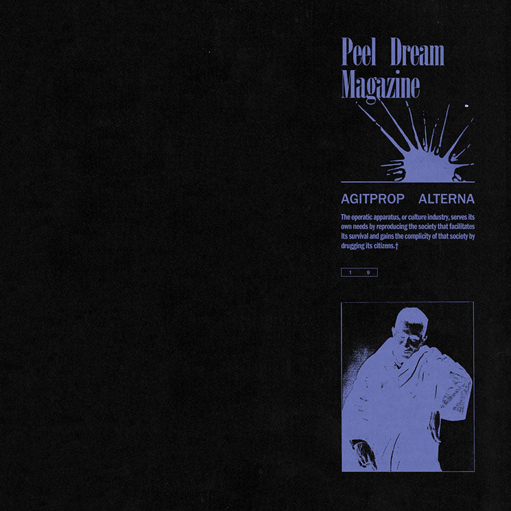 Peel Dream Magazine - Agitprop Alterna (New CD)