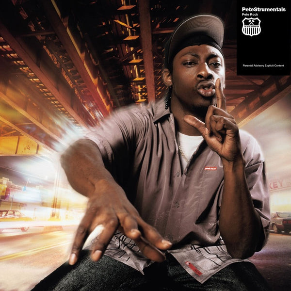 Pete Rock ‎– PeteStrumentals (Vinyl)