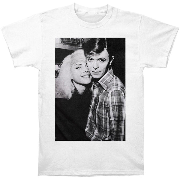David Bowie - With Debbie White Shirt