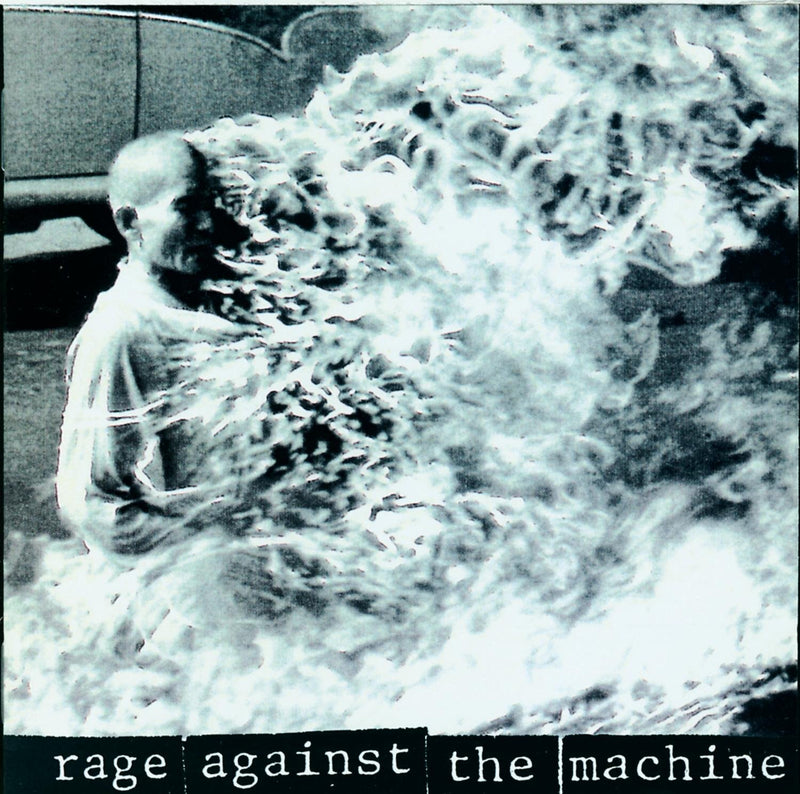Rage Against The Machine - Rage Against The Machine (New Vinyl)