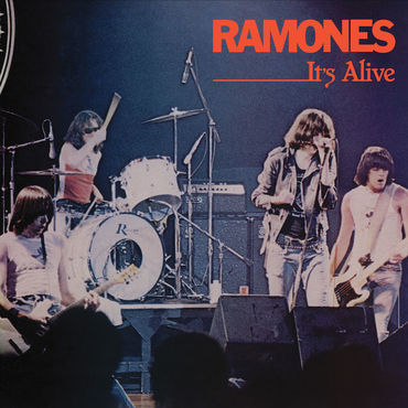 Ramones - It's Alive (40th Anniversary) (Vinyl + CD)
