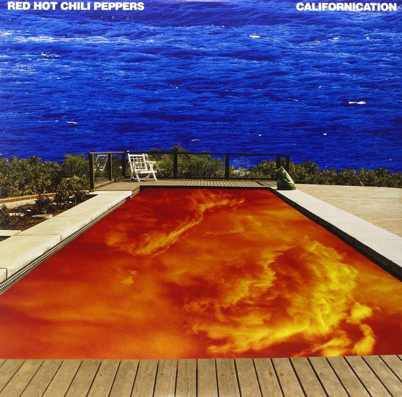 Red Hot Chili Peppers ‎– Californication (New Vinyl)