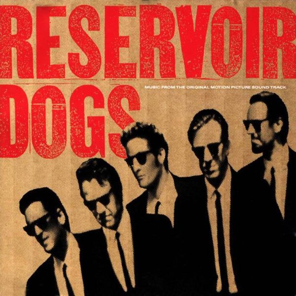 Various ‎– Reservoir Dogs [Soundtrack] (Winyl)