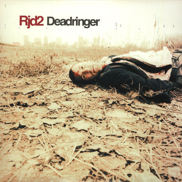 RJD2 - Deadringer (New Vinyl)