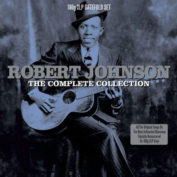 Robert Johnson ‎– The Complete Collection (New Vinyl)