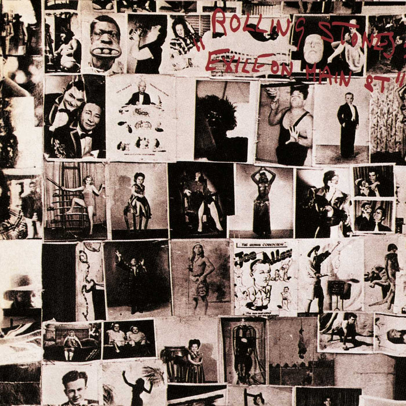 The Rolling Stones - Exile On Main St. (New Vinyl)