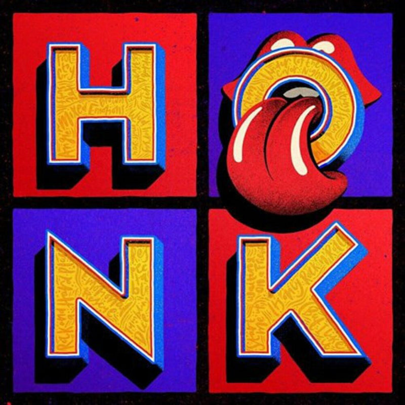 The Rolling Stones - Honk (New Vinyl)