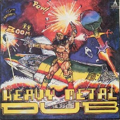 Scientist ‎– Heavy Metal Dub (New Vinyl)