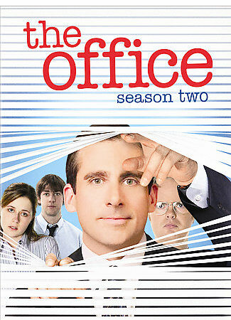 Used DVD - The Office (U.S.) - Season 2