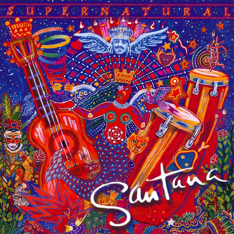Santana - Supernatural (New Vinyl)