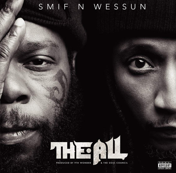 Smif-N-Wessun ‎– The All (Vinyl)