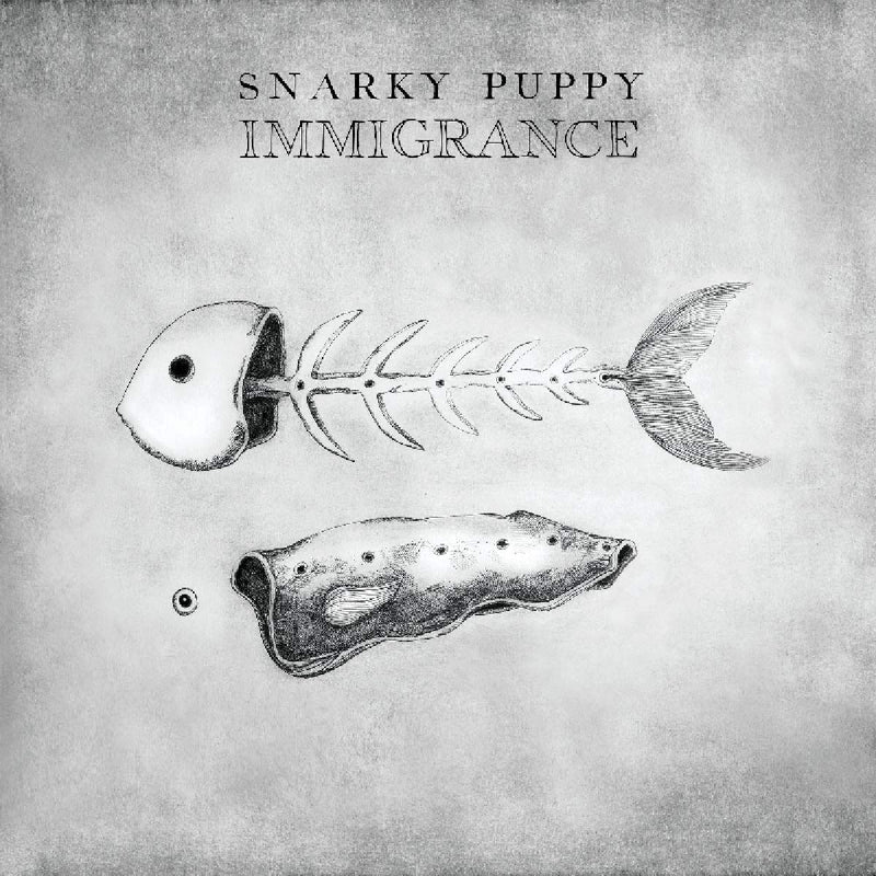 Snarky Puppy - Immigrance (New Vinyl)