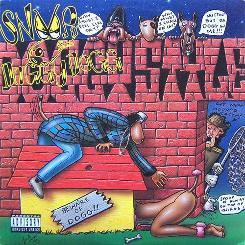 Snoop Doggy Dogg - Doggystyle (New Vinyl)