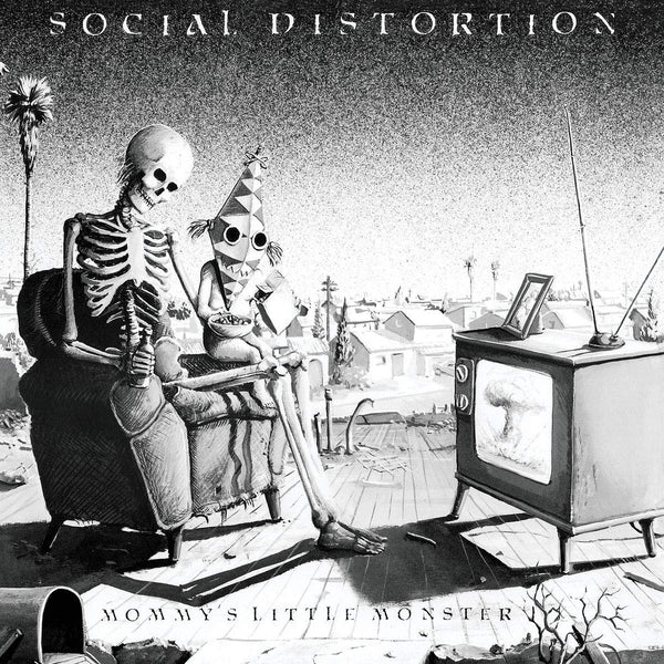 Social Distortion ‎– Mommy's Little Monster (Vinyl)