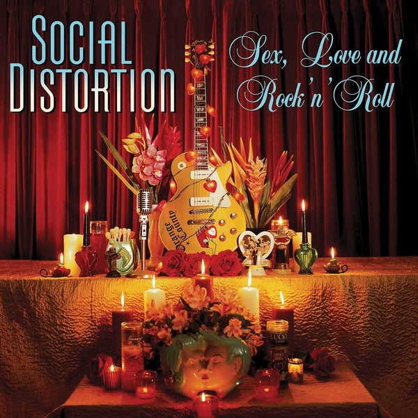 Social Distortion ‎– Sex, Love And Rock 'N' Roll (Vinyl)