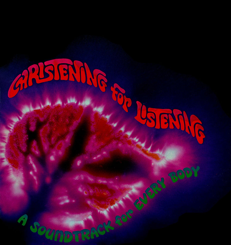 Steven Halpern - Christening For Listening (A Soundtrack For Every Body) (New Vinyl)