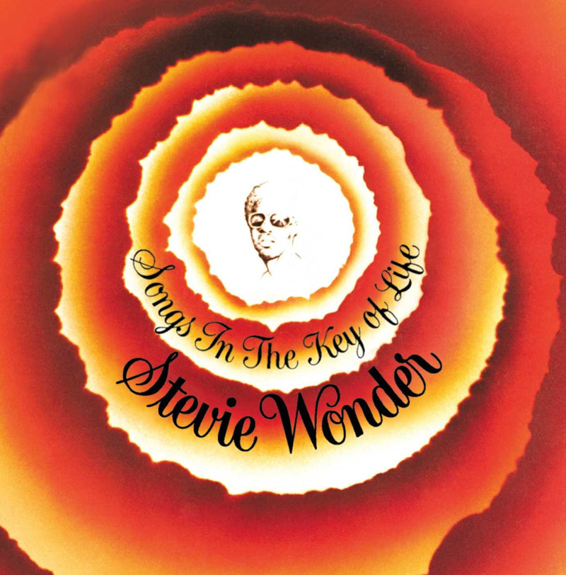 Stevie Wonder - Songs In The Key Of Life (Vinyl)