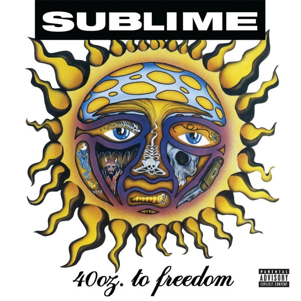 Sublime ‎– 40oz. To Freedom (Vinyl)