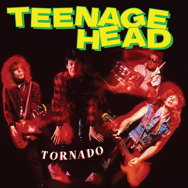 Teenage Head ‎– Tornado (Vinyl)