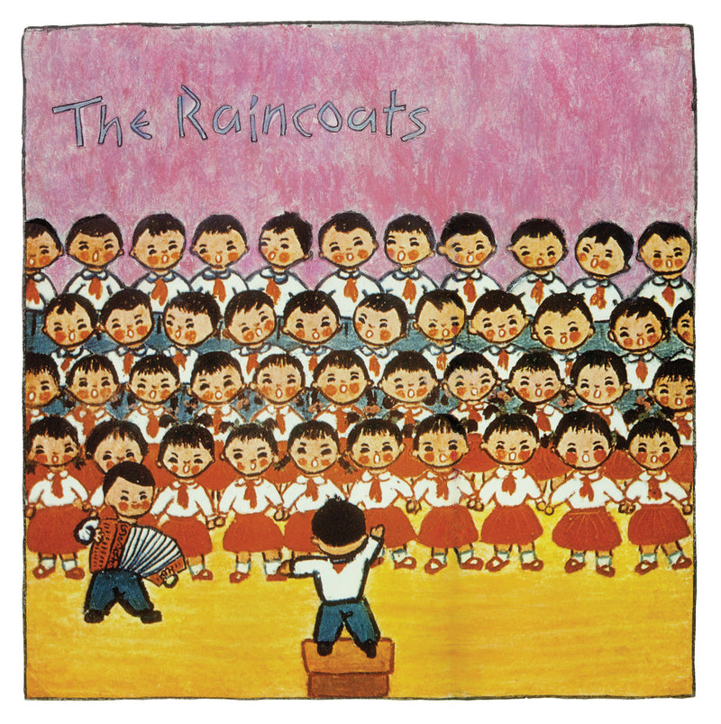 The Raincoats - The Raincoats (Orange Vinyl)