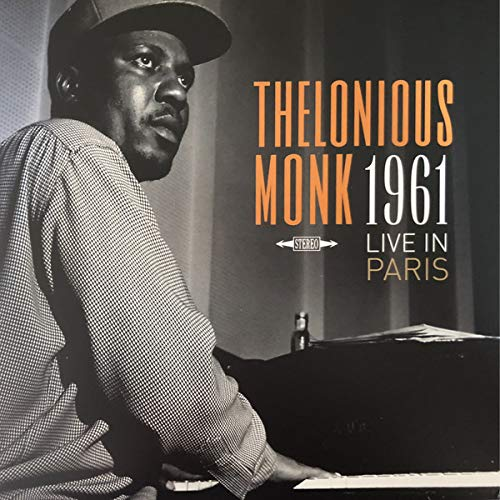 Thelonious Monk - 1961 Live In Paris (New Vinyl)
