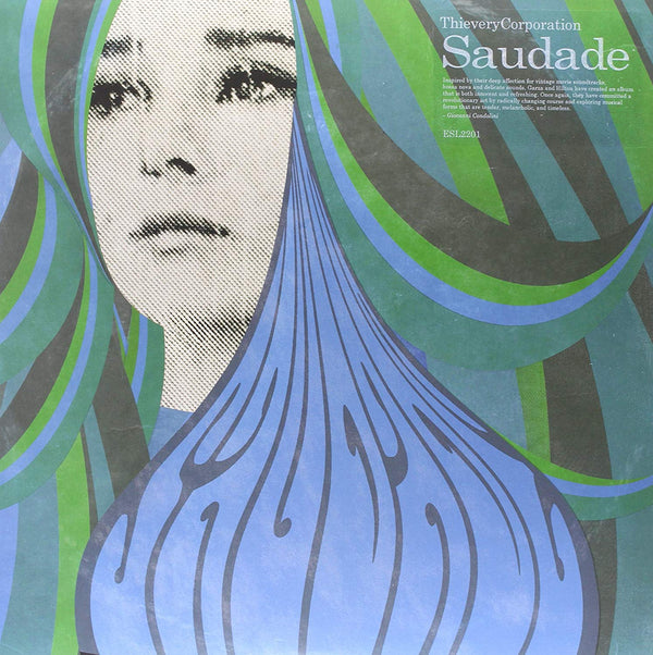 Thievery Corporation - Saudade (New Vinyl)