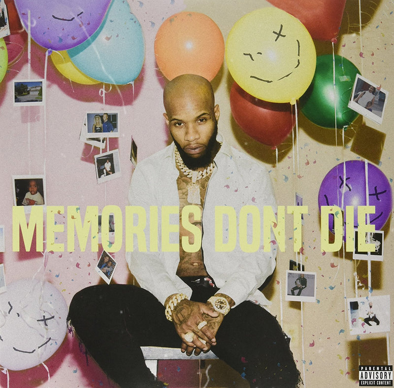 Tory Lanez - Memories Don't Die (New Vinyl)