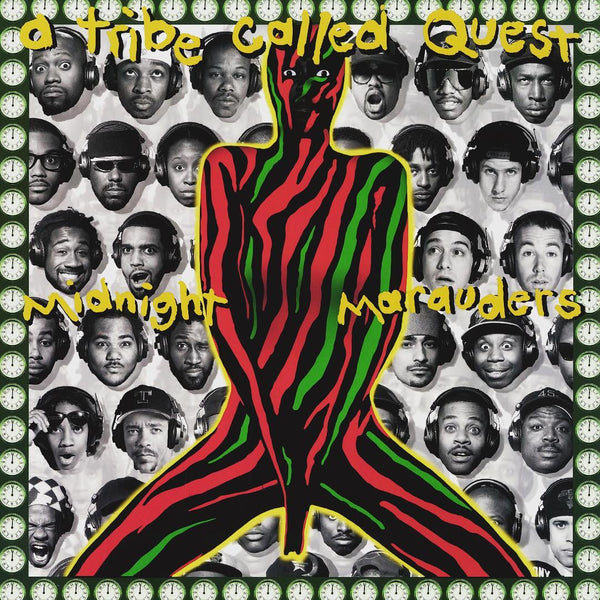 A Tribe Called Quest ‎– Midnight Marauders (Vinyl)
