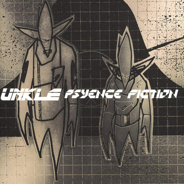 UNKLE - Psyence Fiction (New Vinyl)