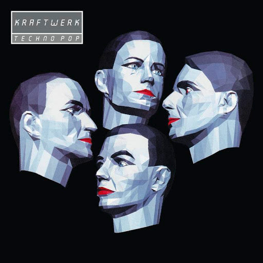 Kraftwerk - Techno Pop (Ltd Silver) (New Vinyl)