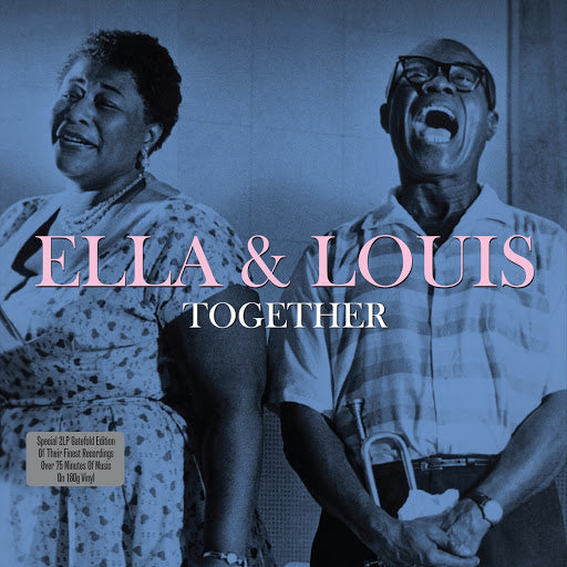 Ella Fitzgerald & Louis Armstrong - Together (2LP/180g) (New Vinyl)