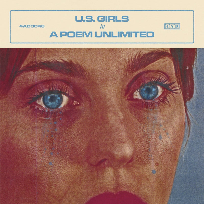 U.S. Girls - In A Poem Unlimited (New Vinyl)