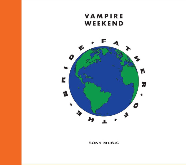 Vampire Weekend - Father Of The Bride (New Vinyl)