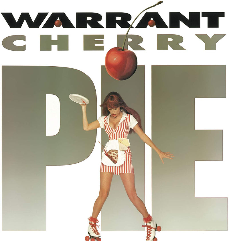 Warrant - Cherry Pie (Vinyl)