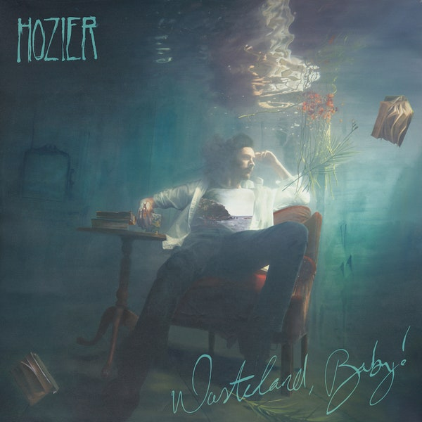 Hozier - Wasteland, Baby! (Limited Edition Sea Glass Green Vinyl) (New Vinyl)