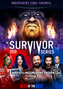 WWE Survivor Series 2020 (NEW DVD)