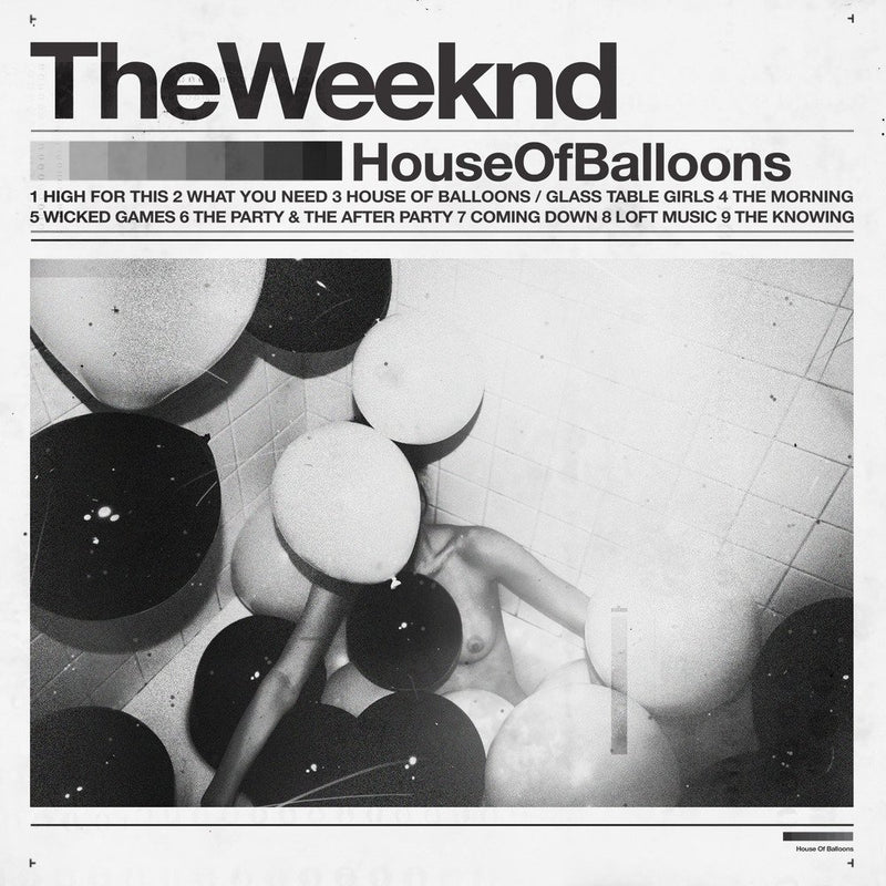 The Weeknd - House Of Balloons (Vinyl)