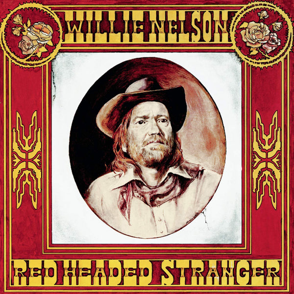 Willie Nelson - Red Headed Stranger (New Vinyl)
