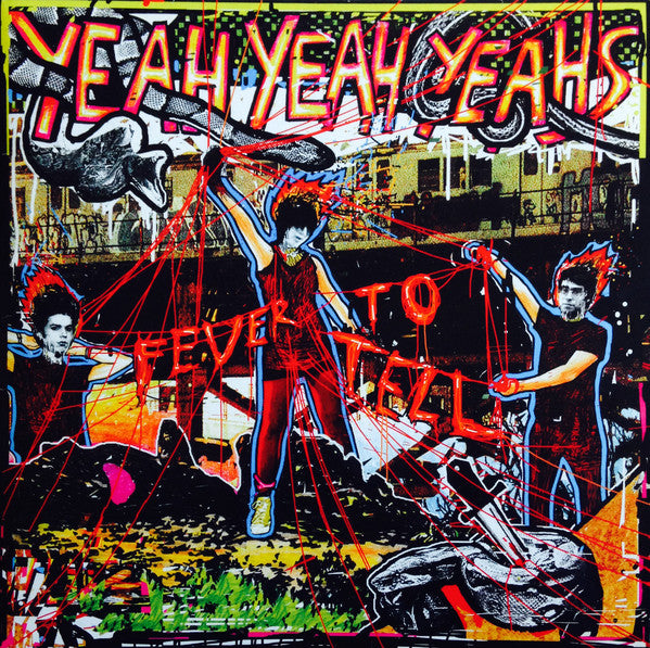 Yeah Yeah Yeahs ‎– Fever To Tell (Vinyl)