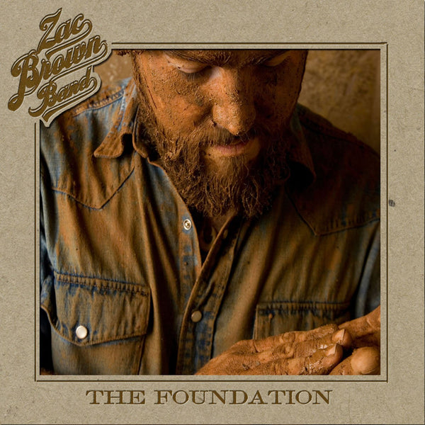 Zac Brown Band ‎– The Foundation (Vinyl)